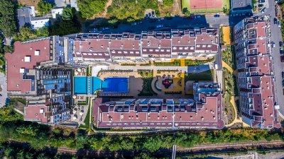 Закрытый комплекс Перла - Бургас, Болгария