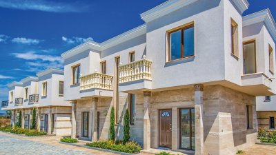 Majestic Sea Village - townhouses in Pomorie, Lahana area
